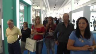 Napoli - Vebo, il salone della bomboniera alla Mostra d'Oltremare (05.10.13)