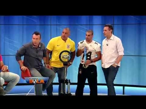 Corinthians é bicampeão no futebol americano Os donos da bola