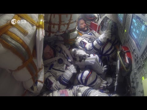 Xxx Mp4 Soyuz Undocking Reentry And Landing Explained 3gp Sex