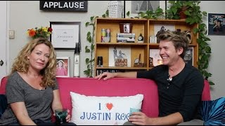 """""""The Justin Root Show""""- Sarah Colonna Interview (""""Chelsea Lately!"""")"""