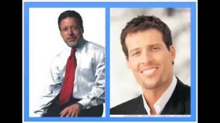 Anthony Robbins - Jay Abraham Power Talk part 1 audio only