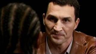 HBO Face Off - Wladimir Klitschko vs David Haye