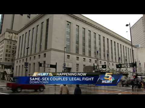 Xxx Mp4 Fight Over Gay Marriage Returns To Cincinnati Federal Courtroom 3gp Sex