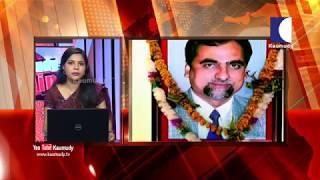 ബി.എച്ച്.ലോയയുടെ ദുരൂഹ മരണം സംബന്ധിച്ച ഹർജി പരിഗണിച്ച് ജെ. അരുൺ മിശ്ര അധ്യക്ഷനായ ബെഞ്ച്. | News @ 1