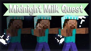 Midnight Milk Quest! (Minecraft Short Film)