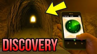 GTA 5 MT CHILIAD MURAL MYSTERY - SECRET TUNNEL DISCOVERED! (GTA 5 Mural Mystery)