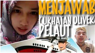 VIDEO VIRAL |Menjawab Video Viral Curhatan seorang Oliver tentang citra pelaut yang selalu negatif