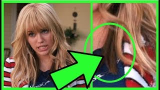 Hannah Montana Mistakes You Missed