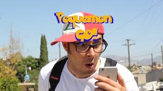 POQUEMON GO!!