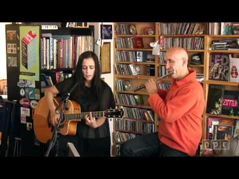 Julieta Venegas NPR Music Tiny Desk Concert