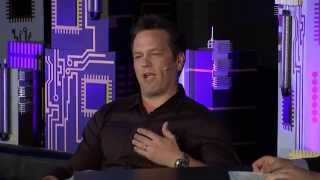 Phil Spencer interview - PC Gaming Show 2015