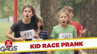 Police VS Kids Marathon