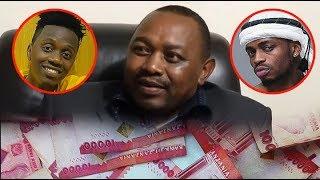 BASATA yawapiga faini MIL 9 Wasafi, wimbo ufutwe haraka!!