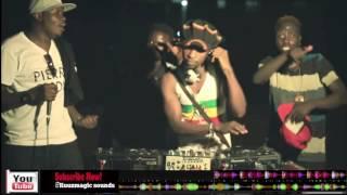 DancehallSting mixtape by Dj kuuz (2017)