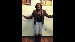 Equitable Gas Sing Off first night 2014 Savannah W