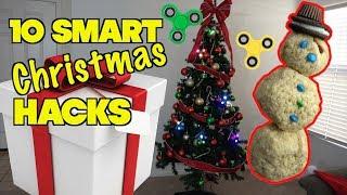 10 Smart Life Hacks That Will Save Christmas This Year - XMAS HACKS | Nextraker