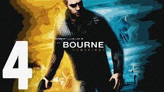The Bourne Conspiracy Walkthrough Gameplay HD - Assassinate Wombosi (Mediterranean Sea) - Part 4