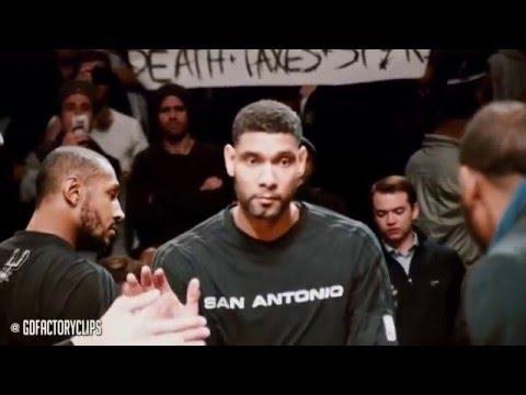 2016 NBA Playoffs TNT Intro