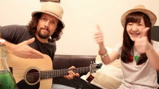 Lucky - Jason Mraz ft. Megan Lee in Seoul, Korea