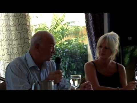 Eddie Richardson & Martina Cole.North Cyprus.6