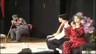 Sosyete Sevgilim Komik Tiyatro Oyunu   Parça 1   MGE