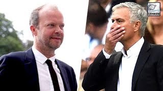 Manchester United Knows Mourinho Is The Problem & Woodward Can Fix It