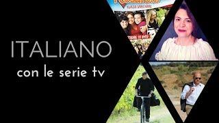 Parlo Italiano ep. 16 - Italiano con le serie TV (B1-C2) ITA sottotitoli