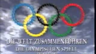 1996 Atlanta Olympics intro