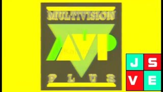 Multivision Plus ident 1992 in G Major 2