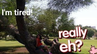 E07 Nature Walk at Creek Park 🌳 | Uriel TV