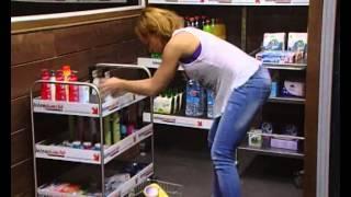 Secret Story 3: Ana na despensa