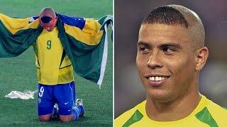 هل تعلم لماذا قص رونالدو شعره بشكل غريب في كأس العالم 2002