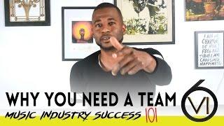 Team Building: Why Do I Need A Team