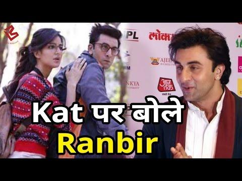 Xxx Mp4 Ranbir Kapoor का Best Reply About Katrina Kaif Not Promoting Jagga Jasoos 3gp Sex