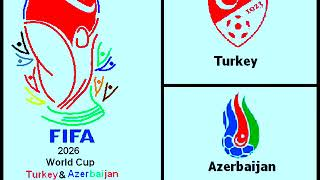 2026 FİFA WORLD CUP Bidding Nation:Turkey & Azerbaijan