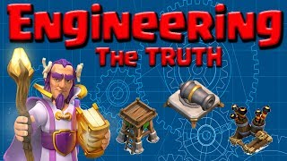 Clan Engineering | How to Fix | The REAL Story | Clash of Clans WAR