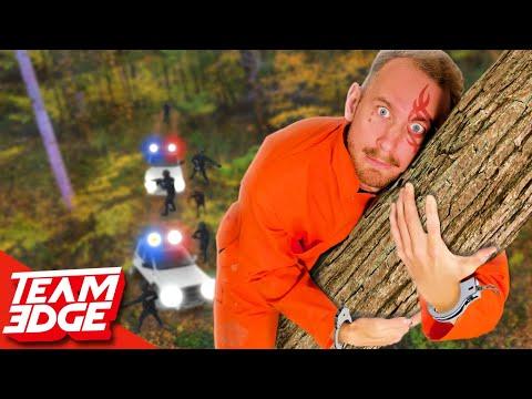 Handcuffed Prisoner Escape Challenge Escape the Forest