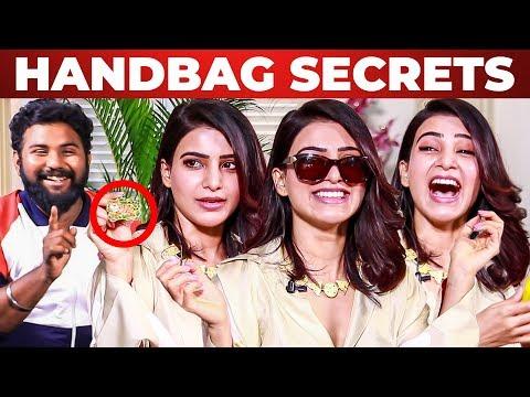 Xxx Mp4 SAMANTHA Handbag SECRETS Revealed⁉ What 39 S Inside The HANDBAG Super Deluxe 3gp Sex