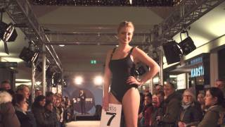 Swimsuit round - Miss Berlin election - november 2014  4K