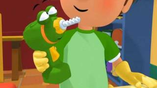 A Whole Lot of Holes - School For Tools - Disney Junior Asia