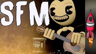 Bendy And The Ink Machine Bacon Soup Song | SFM | Rockit Gaming 🚀