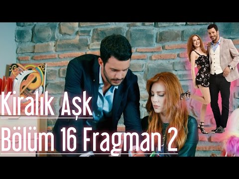 Kiralık Aşk 16. Bölüm 2. Fragman