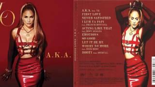 Jennifer Lopez - A.K.A. Cały album (Full album)