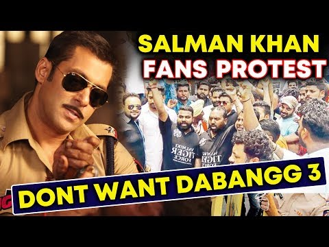 Xxx Mp4 ANGRY Salman Khan FANS Protest Against DABANGG 3 Here S Why We Don T Want Dabangg 3 3gp Sex