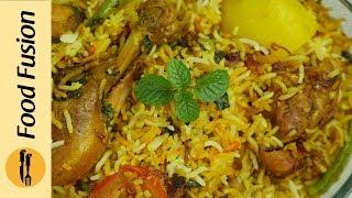 Bombay Briyani Recipe with Homemade Masala By Food Fusion