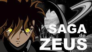 Como sera la Saga de Zeus (parte 2) todo sobre Cronos - Caballeros del Zodiaco saint seiya