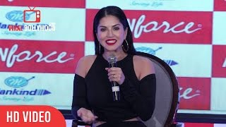 Sunny Leone On Buying Condoms Very Funny