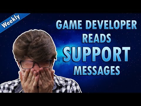 Xxx Mp4 Sorry I Scammed Plz Unban Game Dev Reading Support Messages 3gp Sex