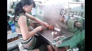DLM-0866 Coil Winding Machine.avi