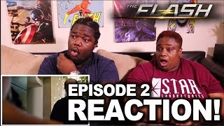 The Flash Season 4 Episode 2 : REACTION WITH MOM!!!